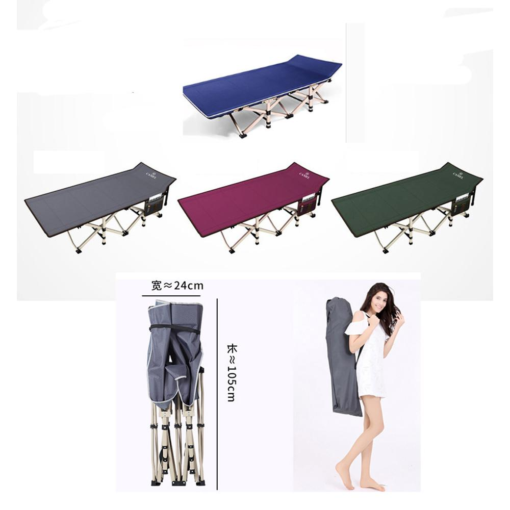 Hopeway Outdoor Folding Bed Portable Bed Best Gift By Dchua General Merchandise.