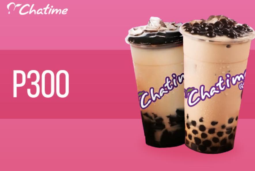 Chatime Egift Card 300 By Smart Bargains.