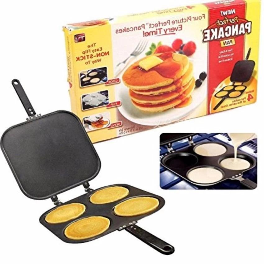 Perfect Pancake Pan By New Moon.