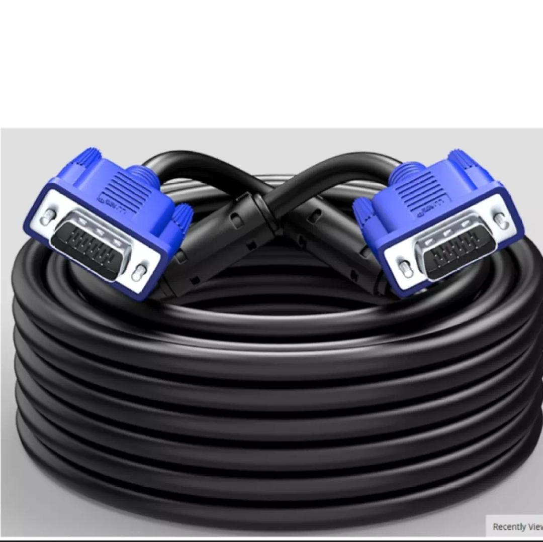 Vga Cables For Sale Computer Prices Brands Specs In Kabel 15m 15 Meter M Digital 10m 10 Meters Cable Heavy Duty