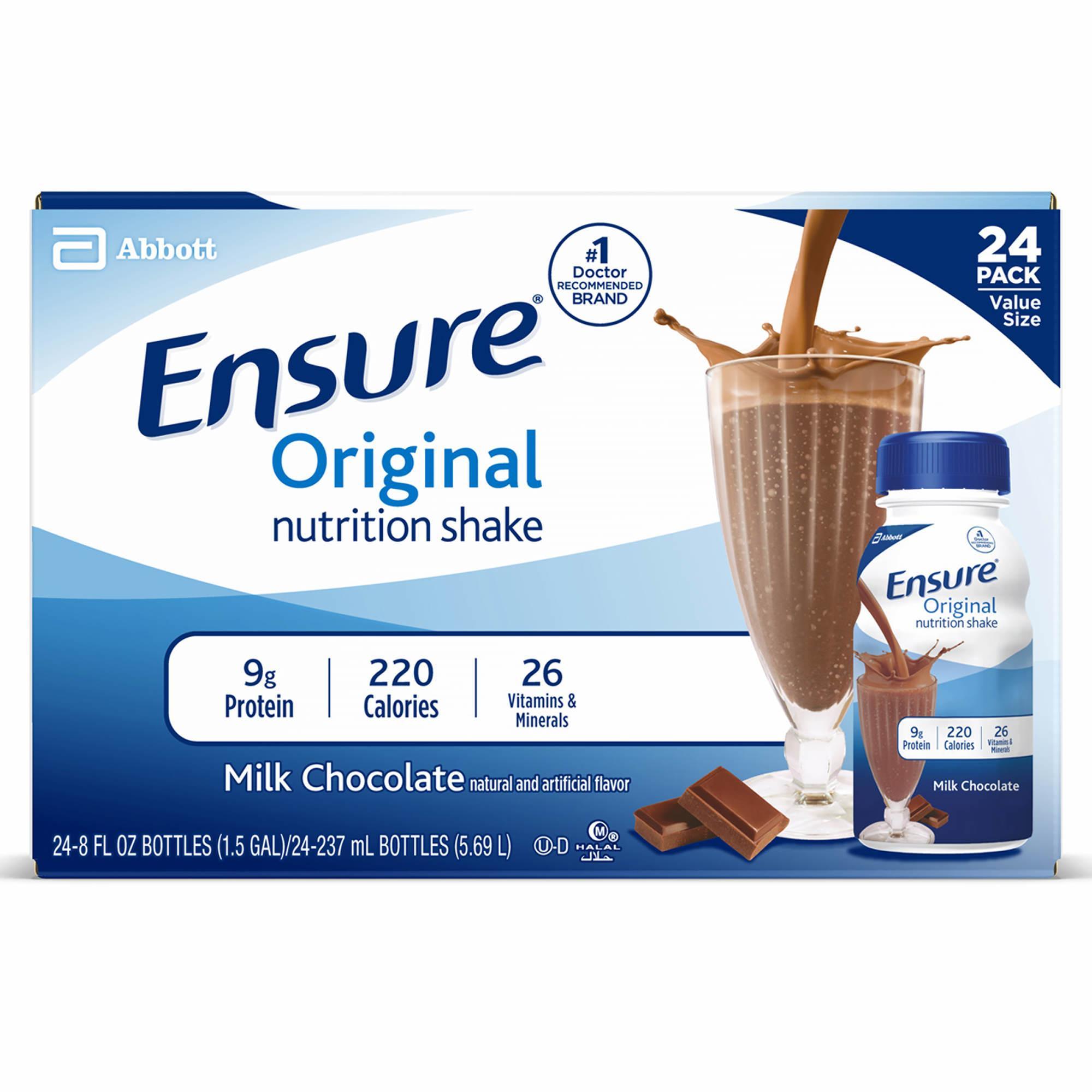 Ensure Philippines Price List Powdered Chocolate Vanilla Fos Tin 1000 Gr Milk Original Nutrition Shake 8oz 24set