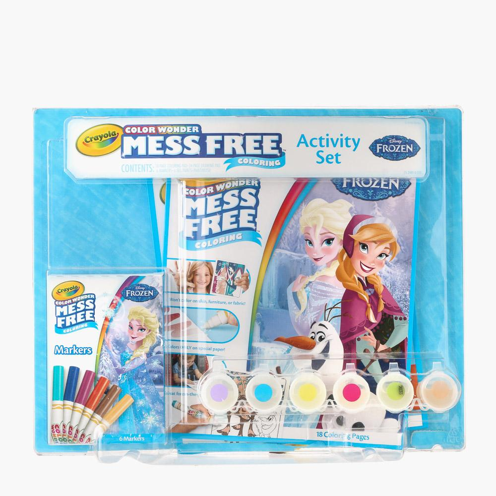 Buy & Sell Cheapest CRAYOLA DISNEY FROZEN Best Quality Product Deals ...