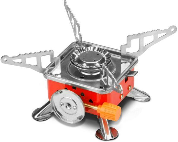 Cee8 Portable Mini Camp Stove Card Camping Type Gas Stove Burner By Cee8 Shop.