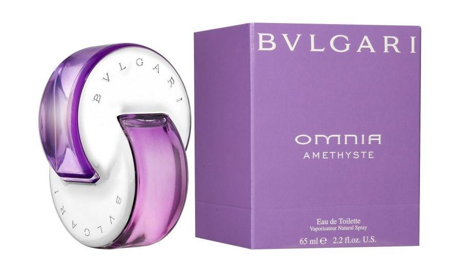 Bvlgari Omnia Amethyste Eau De Toilette For Women 65Ml (AUTHENTIC OVERRUN  PERFUME FROM ORIGINAL MANUFACTURER 0920ce8ddf2
