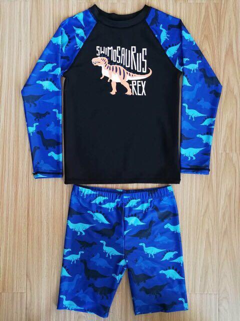 Rashguard For Kids (boys) Terno By Joy Wears.