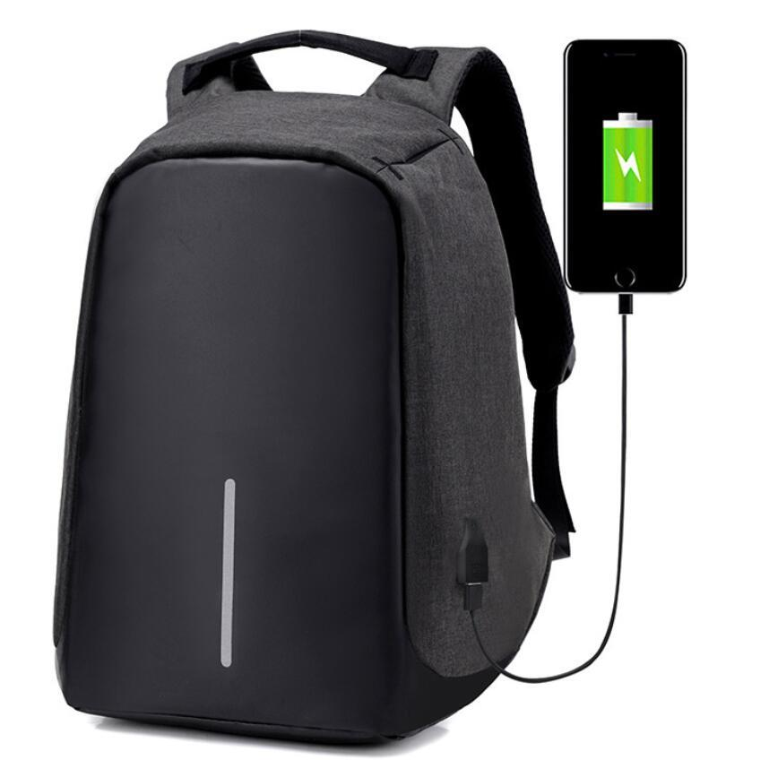 0450d370b3d0 Anti Theft Backpack With USB Charger Anti Theft Bag Laptop Bag Travel Bag  School Bag