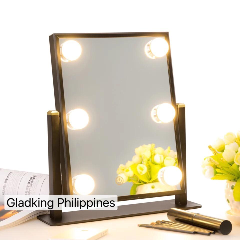 Gladking Vanity Mirror With Switchable Two Colors Light Philippines