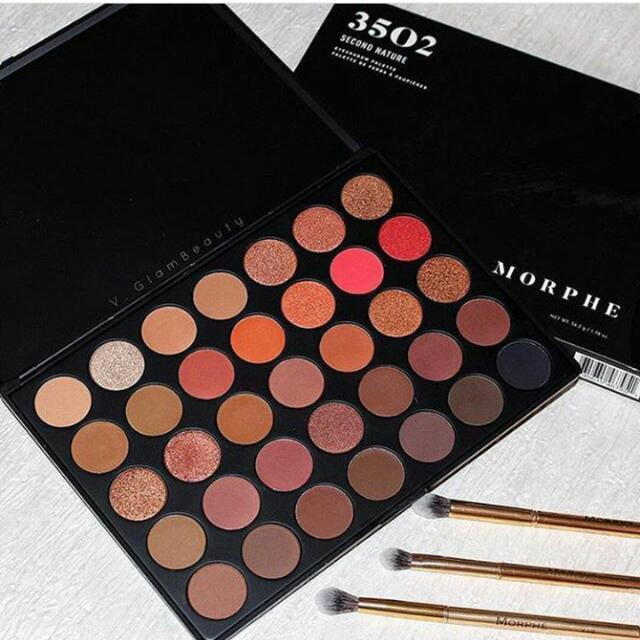 MORPHE 3502 - SECOND NATURE PALLETE Philippines