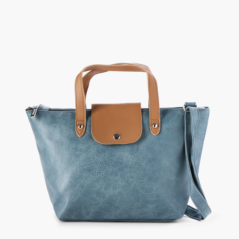 Top Handle Bags For Sale Womens Online Brands Prices Doctor Bowling Handbag Parisian Ladies Zelda Blue