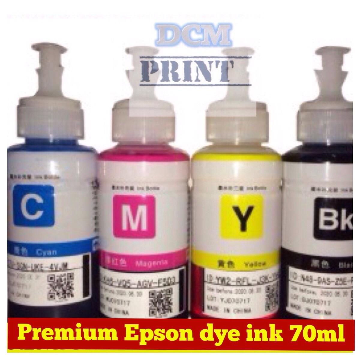 Epson Philippines Printers For Sale Prices Reviews Lazada Tinta Printer L Series Original Magenta Premium Refill Ink 1set Cmyk