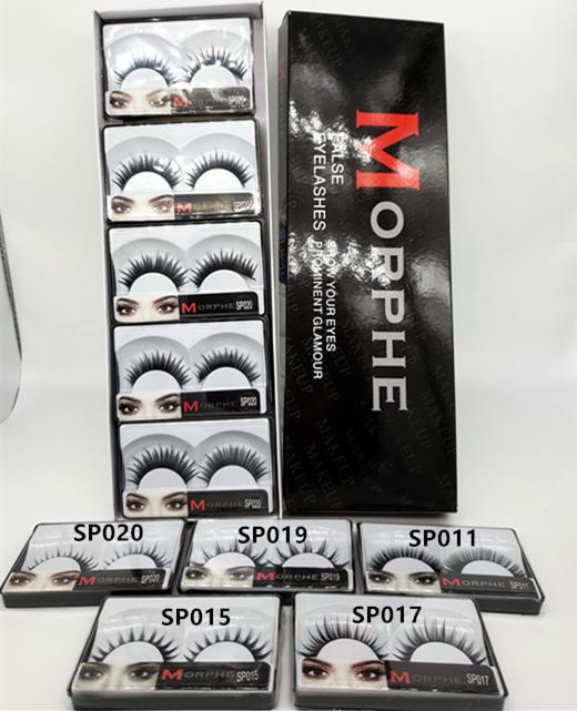 Morphe Fake Eyelashes With Glue 10 Pairs (SP011) Philippines