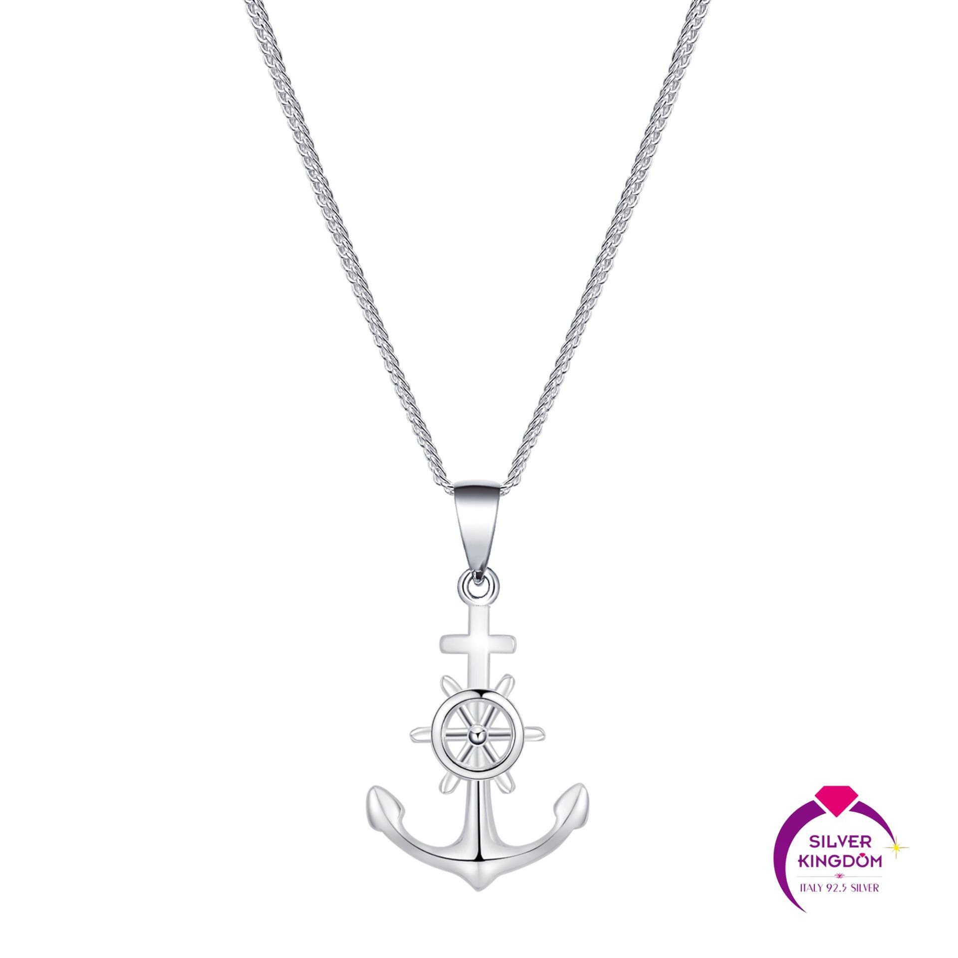 98ae6ef019c3 Necklace For Men Mens Brands S. P315sc Mens Sterling Silver 925 Simple  Cross Pendant ...