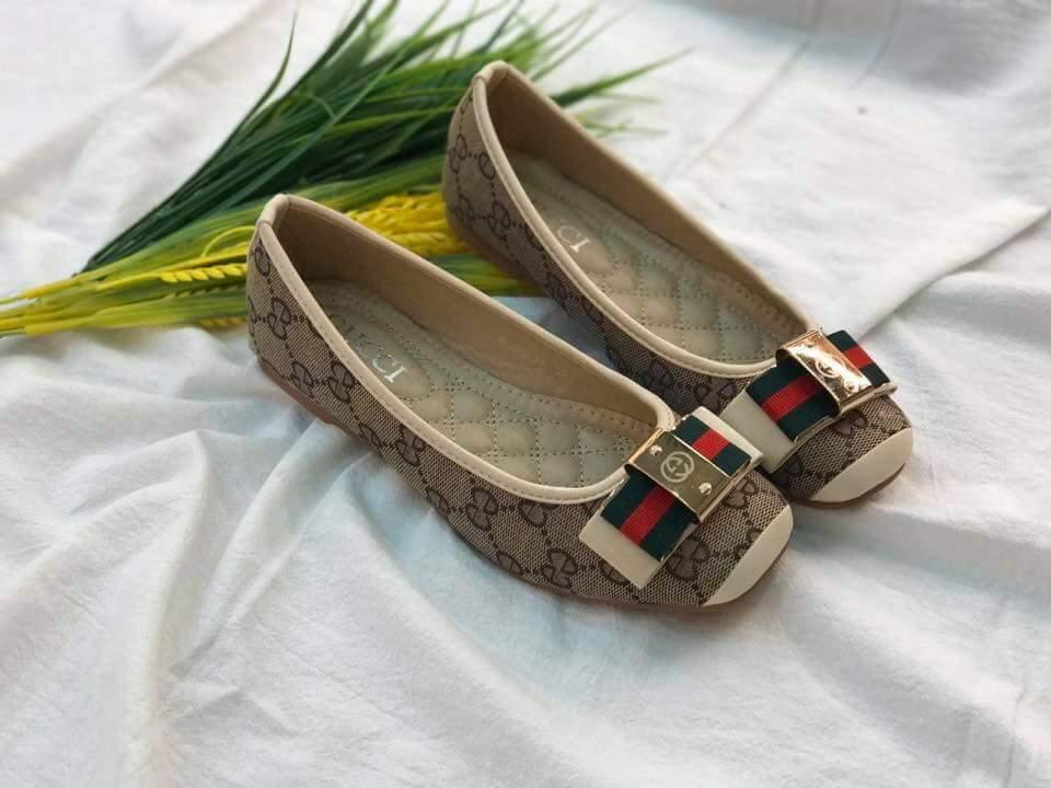 Authentic quality Gucci doll shoes Size