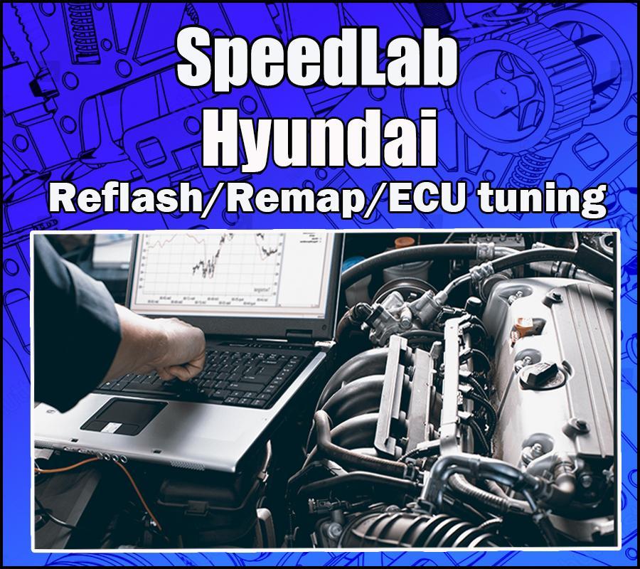 Speedlab Hyundai Reflash/remap/ecu Tuning Appointment/reservation By Speedlab.