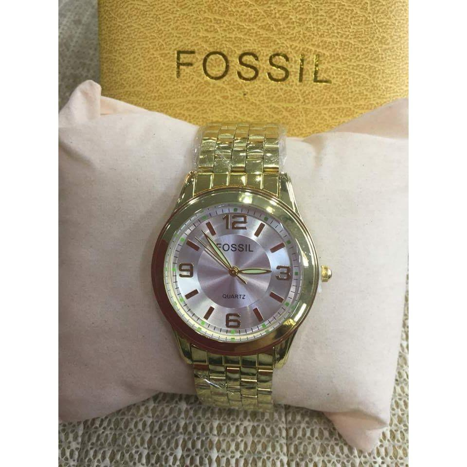 Fossil Philippines Watches For Women Sale Prices Es3590 Stella Multifunction Rose Tone Stainless Steel Watch 18k Goldmixed Japan Machine Gold