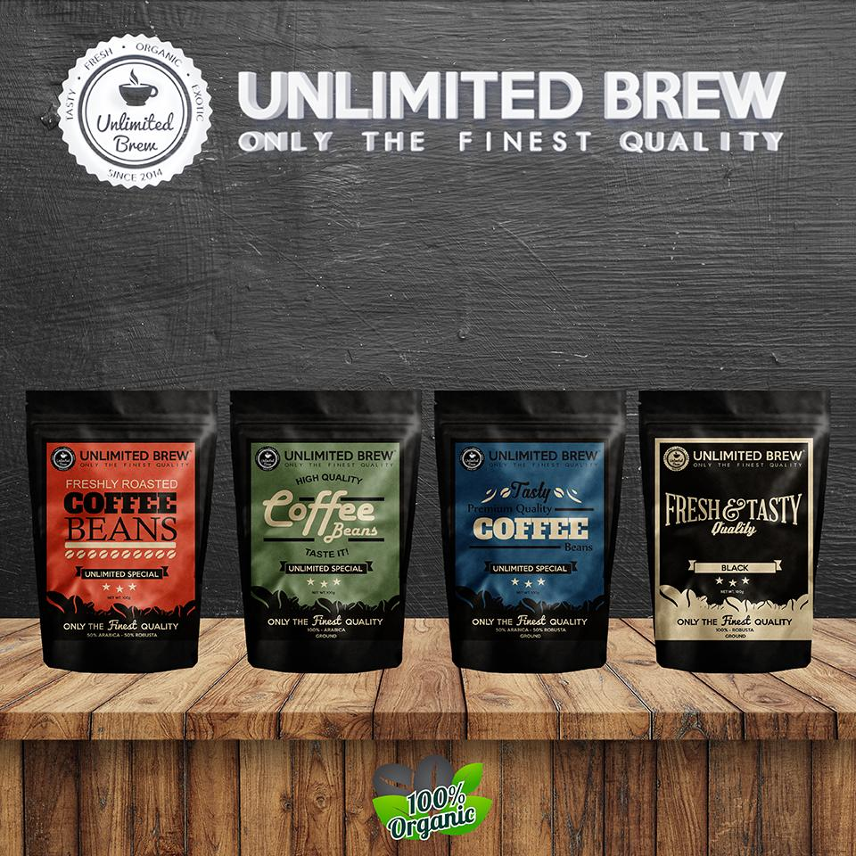 Unlimited Brew Philippines Price List Green Hubbell Wiring Devices Coffee Beans Package 100grams 4 Piece Set Ground