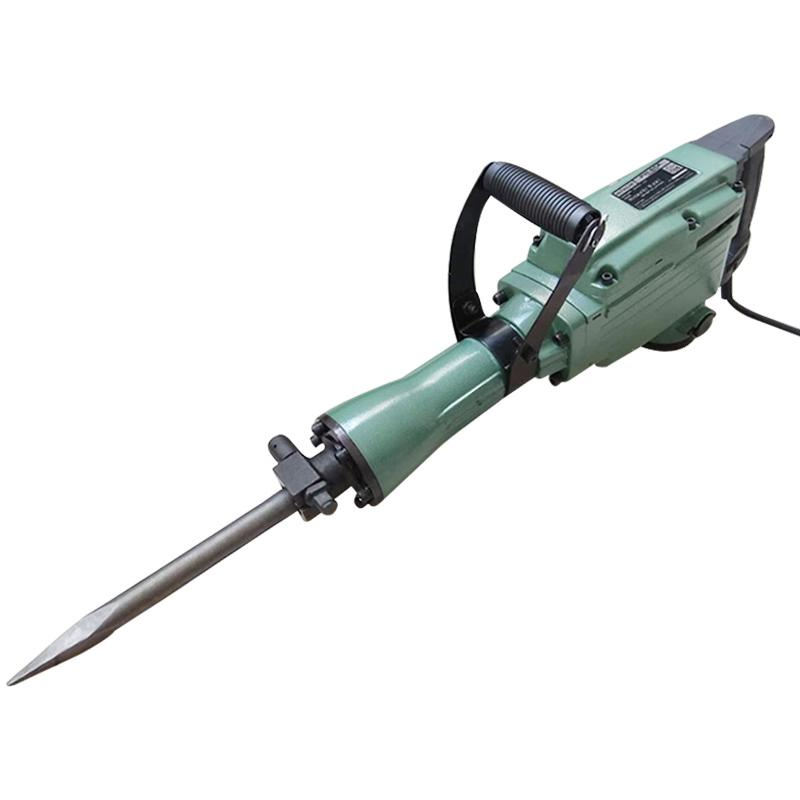 Hitachi Koki Heavy Demolition 65mm Hammer 2500w (Green) Philippines