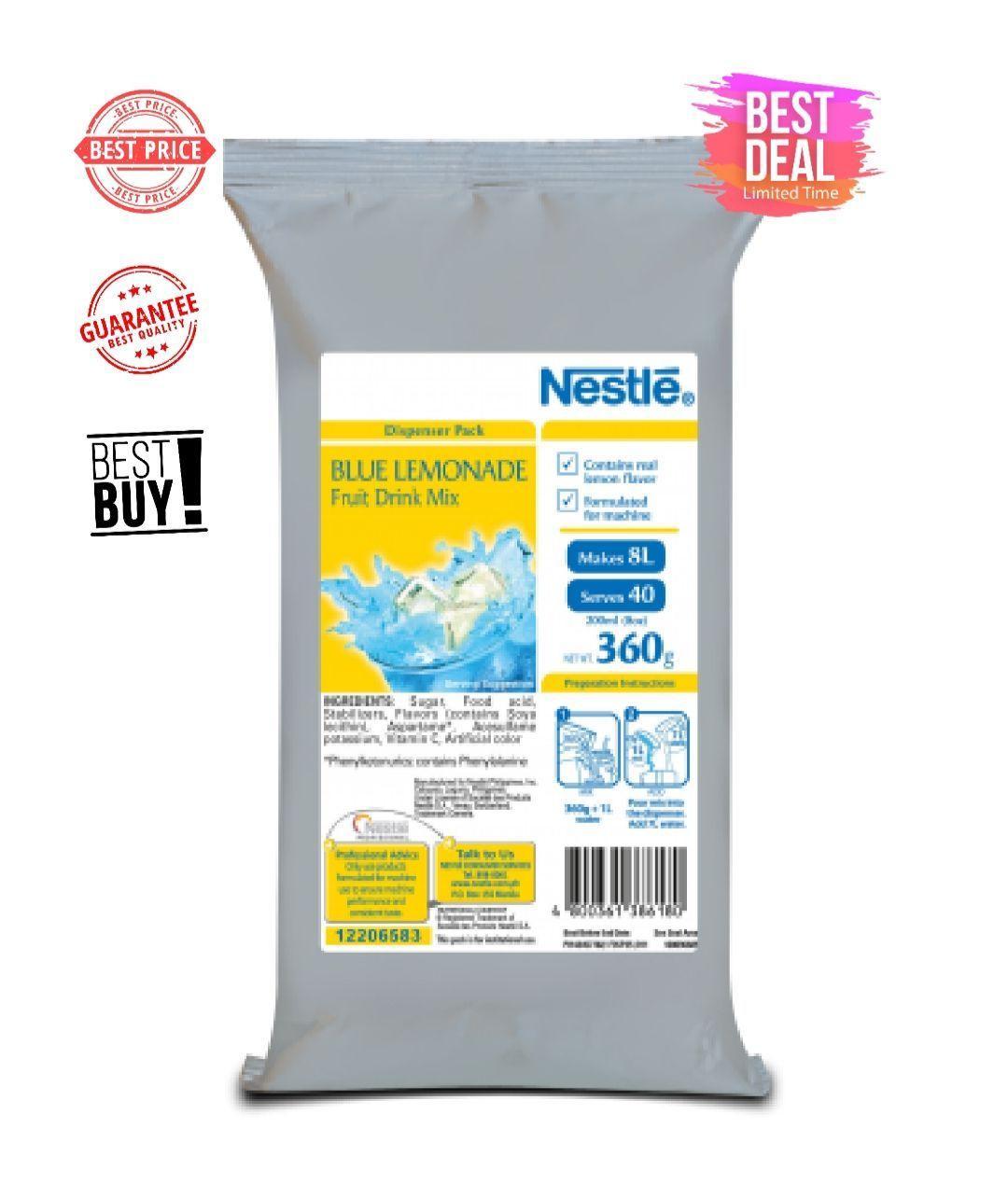 Nestle Philippines Price List Milo Bear Brand Nido 3in1 Sachet 700gram Blue Lemonade