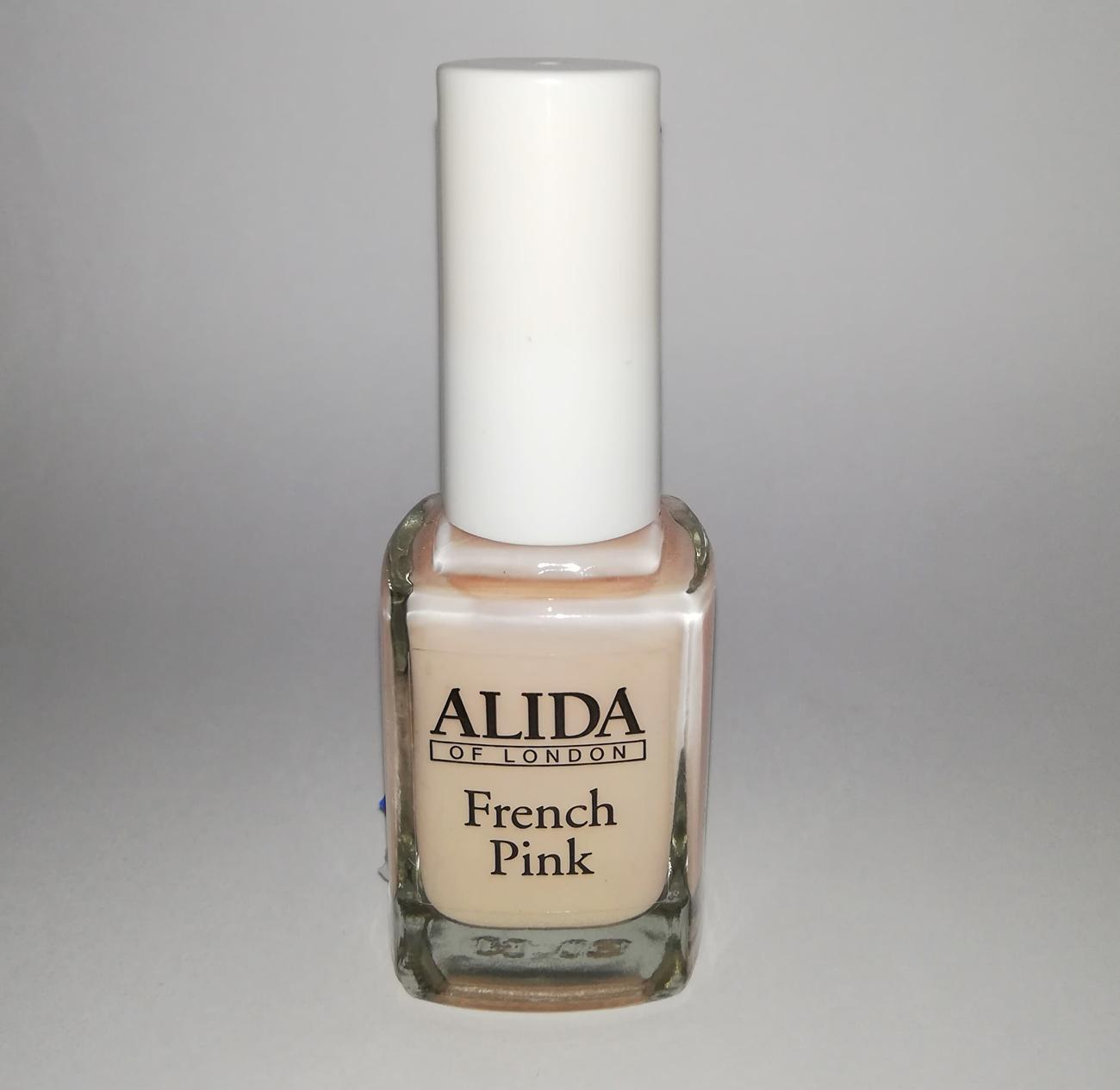 Alida of London French Pink Nail Polish -12 ml Philippines