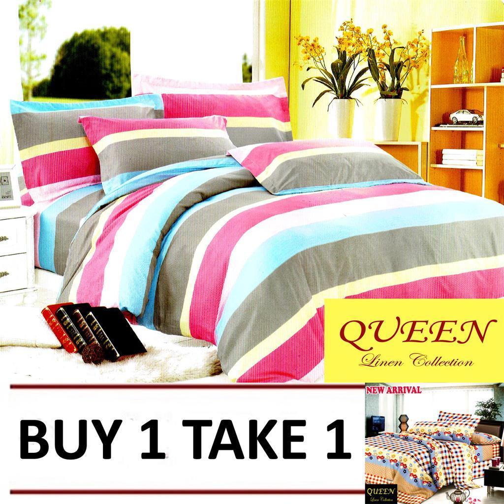 Queen Philippines Queen Price List Bedsheets Pillow Cases For