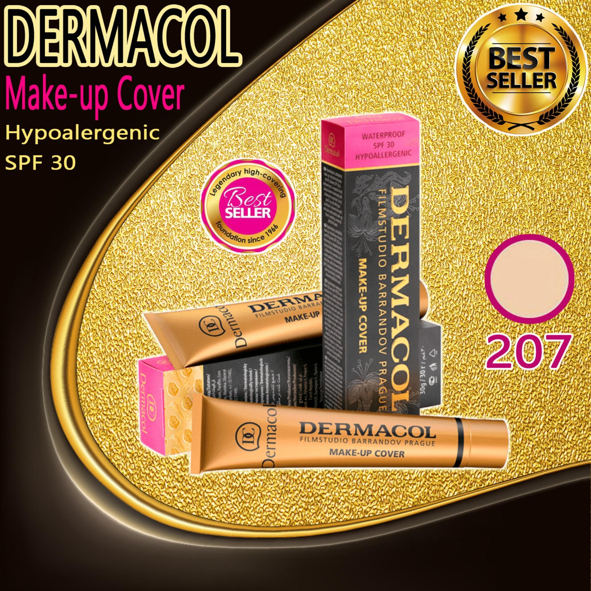 Dermacol Make-up Cover Foundation  Shade No.207 Philippines