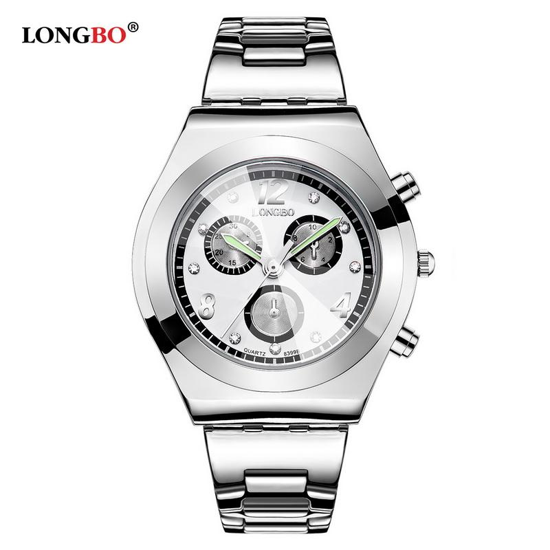 b30f7b684ee LONGBO Luxury Waterproof Women Watch Ladies Quartz Watch Women Wristwatch  Relogio Feminino Montre Femme Reloj Mujer