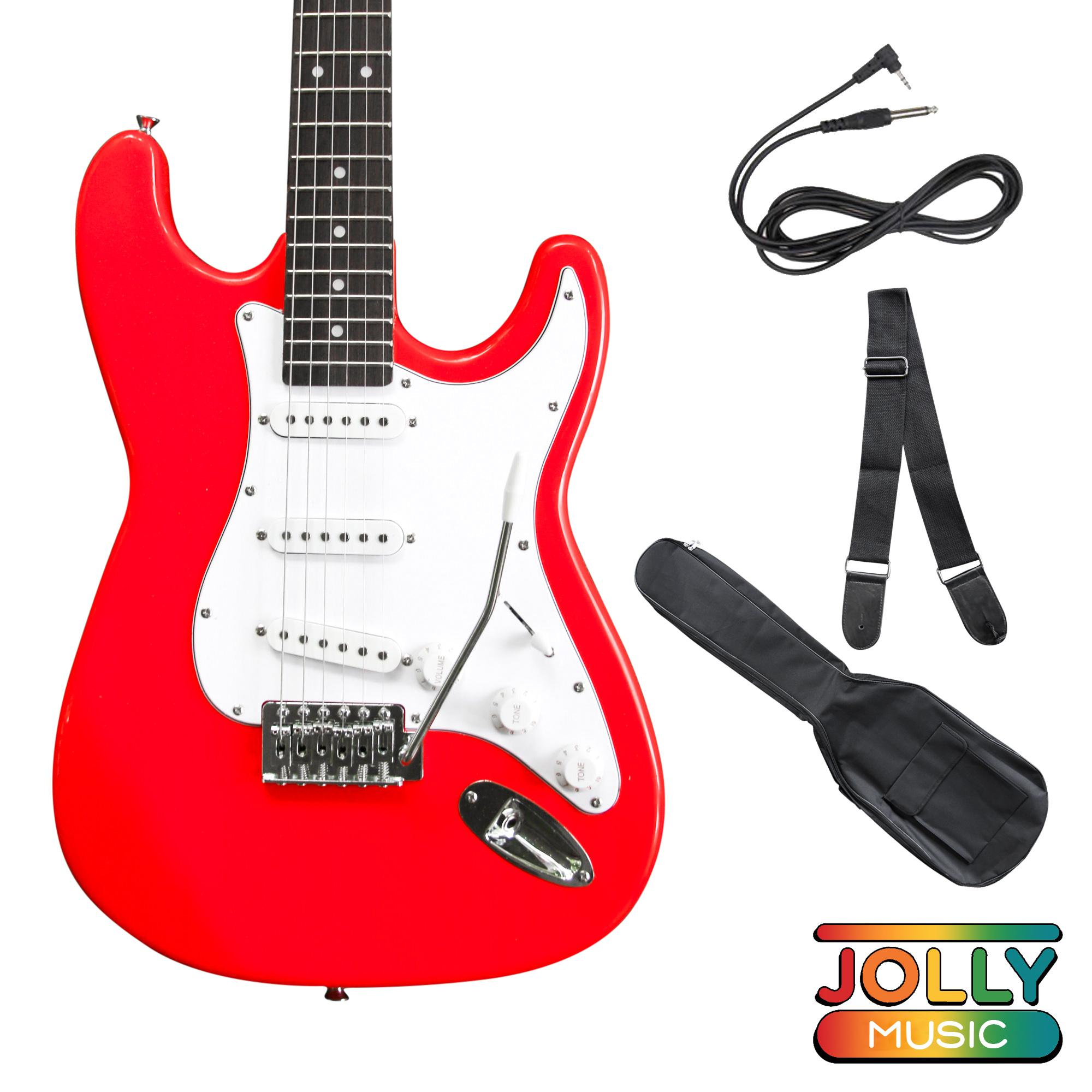 Electric Guitar For Sale Rock Band Guitars Best Seller Prices Basic Circuits Part 1 Pickups Deviser Stratocaster L G1 With Strap Cable And Gigbag