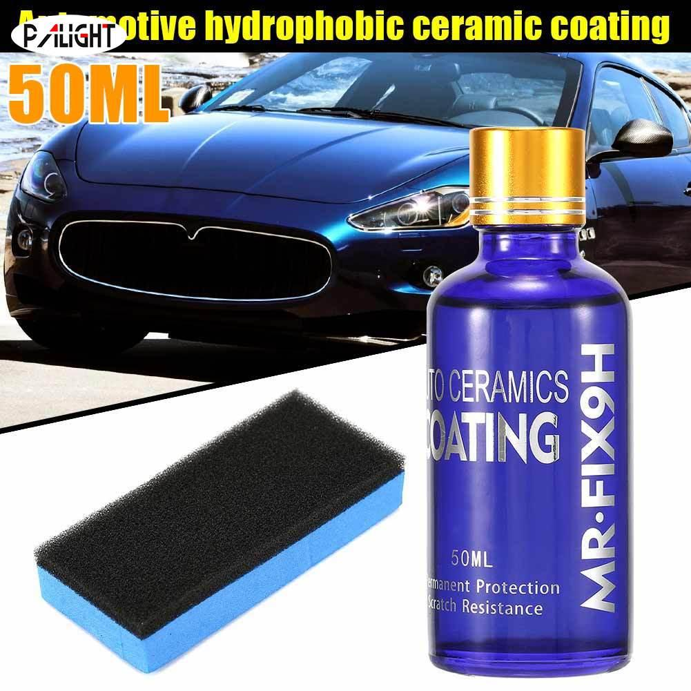 Palight 9h Ceramic Automotive Coating Anti-Scratch Liquid Nano Sealant Hydrophobic Glass Coating Polish By Palight.