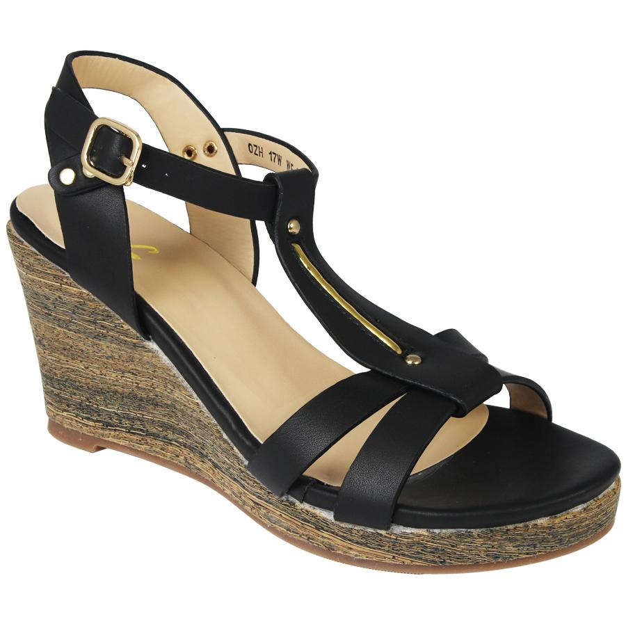 9d32bd6da5a9 Wedge Sandals for sale - High Sandals for Women online brands ...