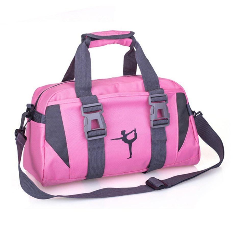 a8d2f2b8bf1a Waterproof Sport Gym Bag Men Women Waterproof Multifunctional Female Yoga  Bag