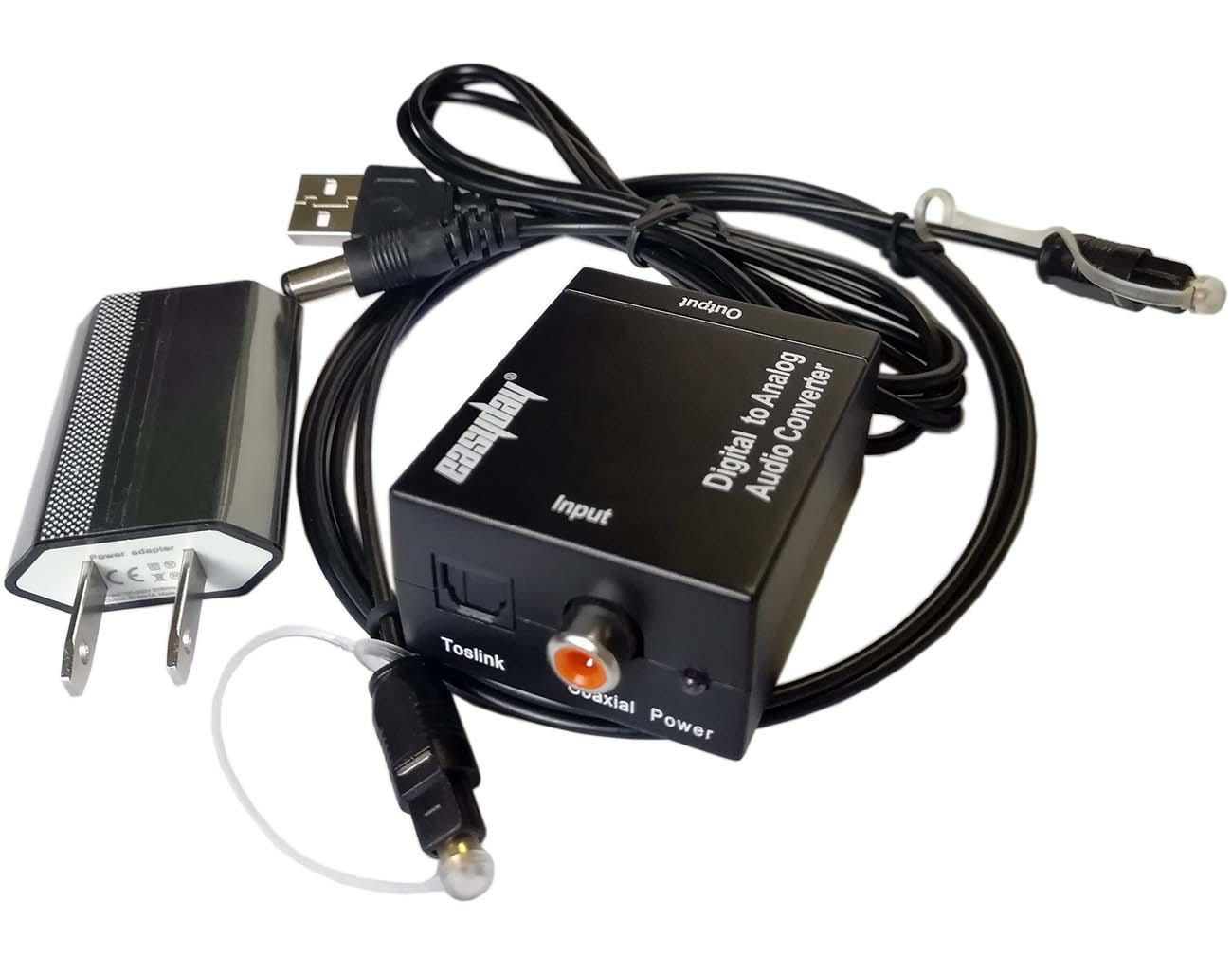 Dac For Sale Digital Analog Converter Prices Brands Specs In Coaxial To Rca Audio Toslink Adapter L R 05 M Fiber