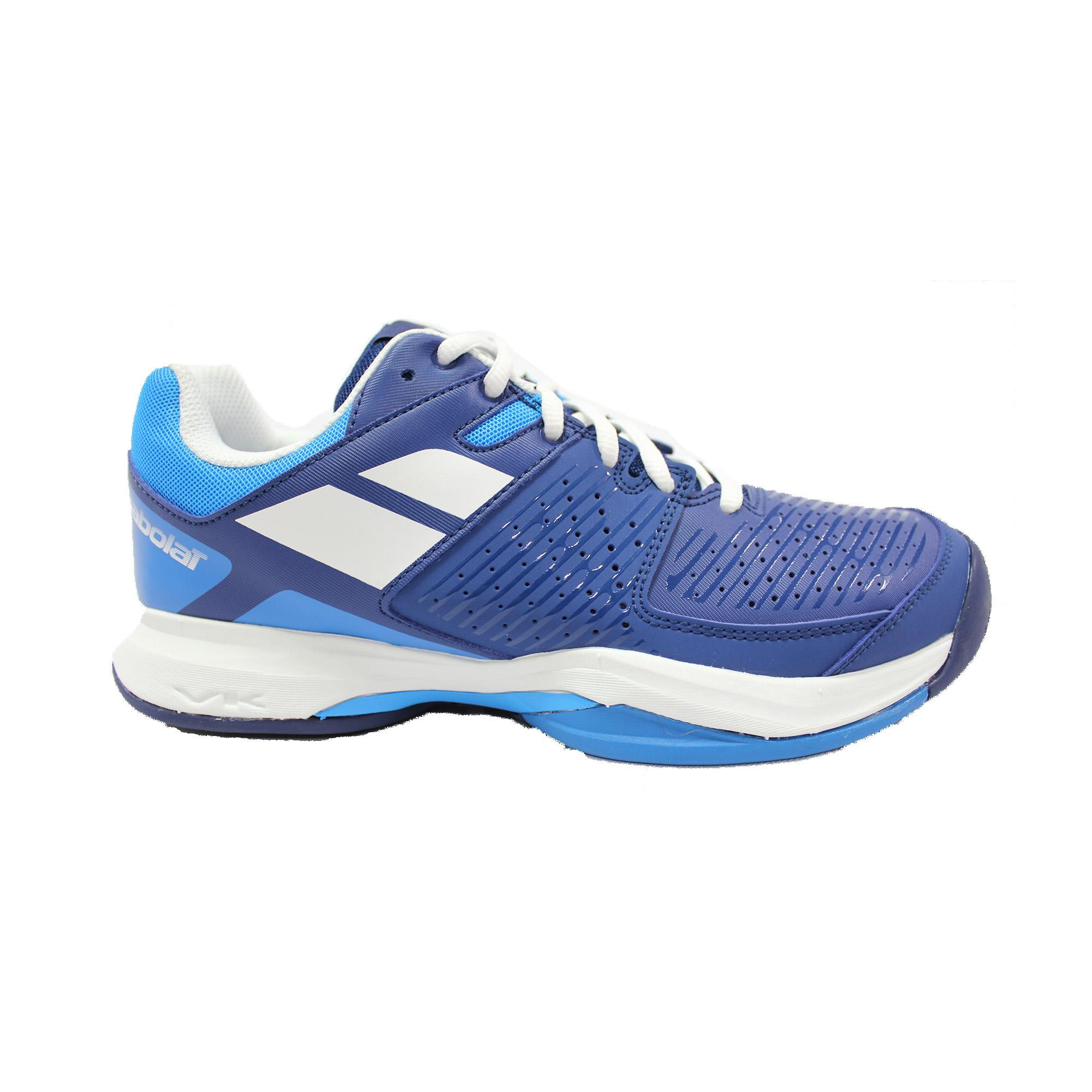 timeless design d4720 b2aba Babolat Pulsion CUD All Court Mens Tennis Shoes (Blue)
