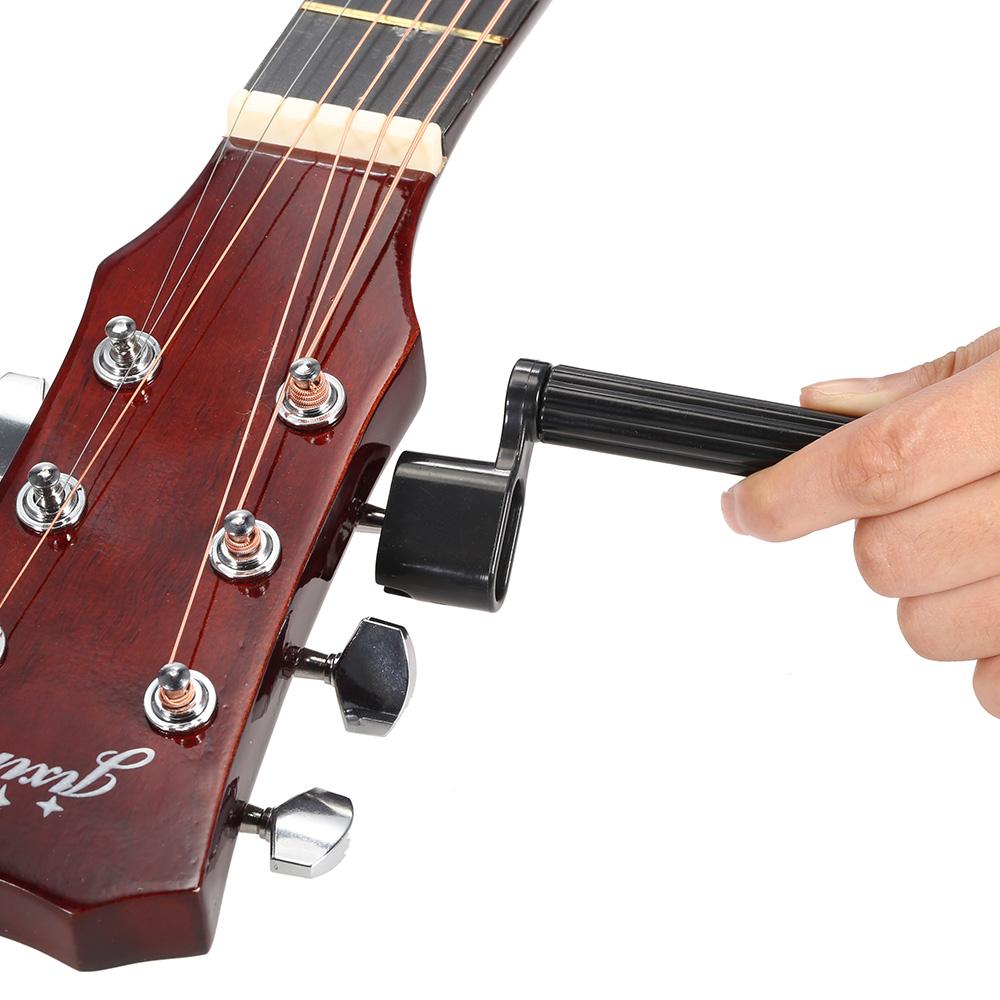 намотка струн stringwinder фото