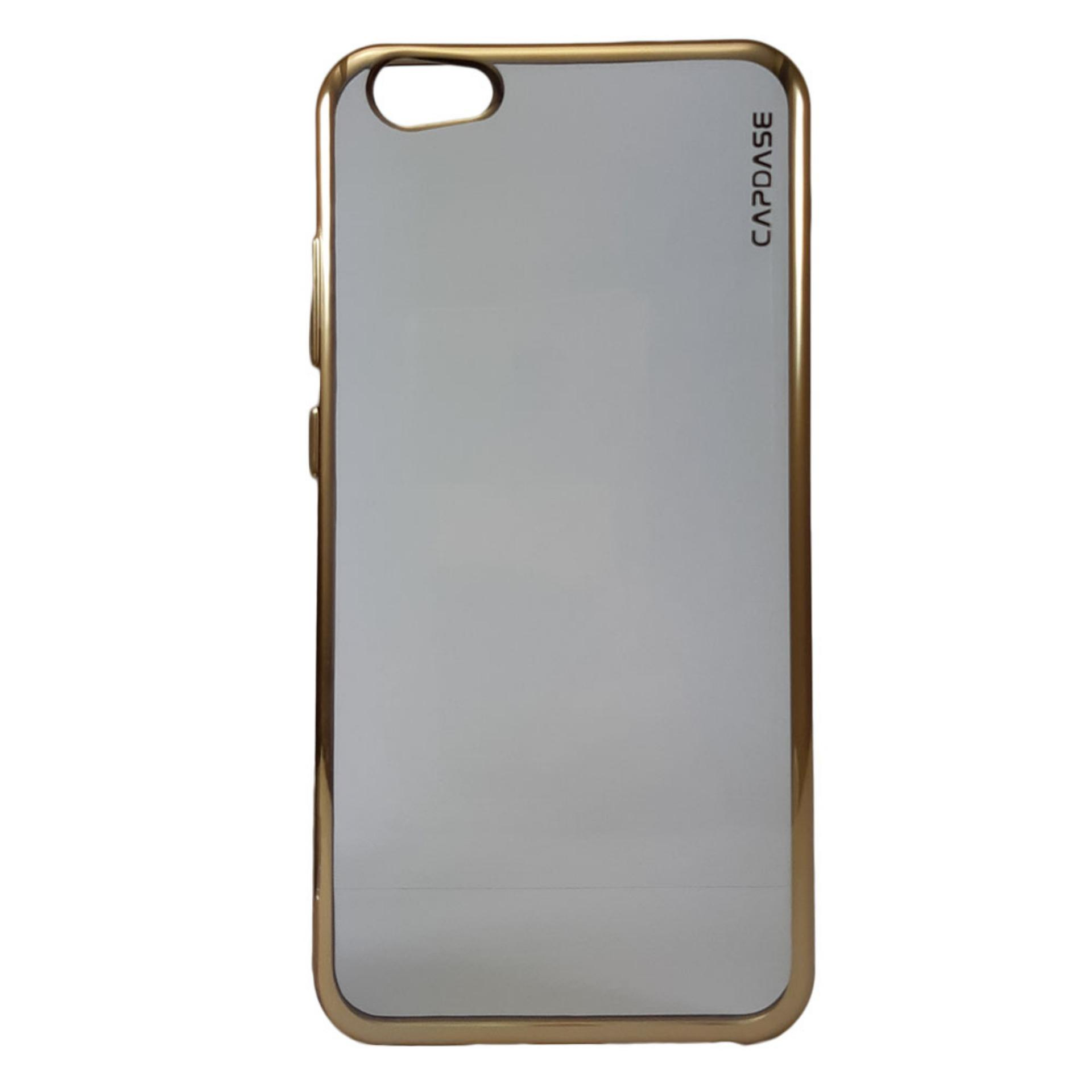 Capdase Posh Slim Fit Soft Case Samsung Galaxy S7 Edge Gold Gratis ... 42af7d791f