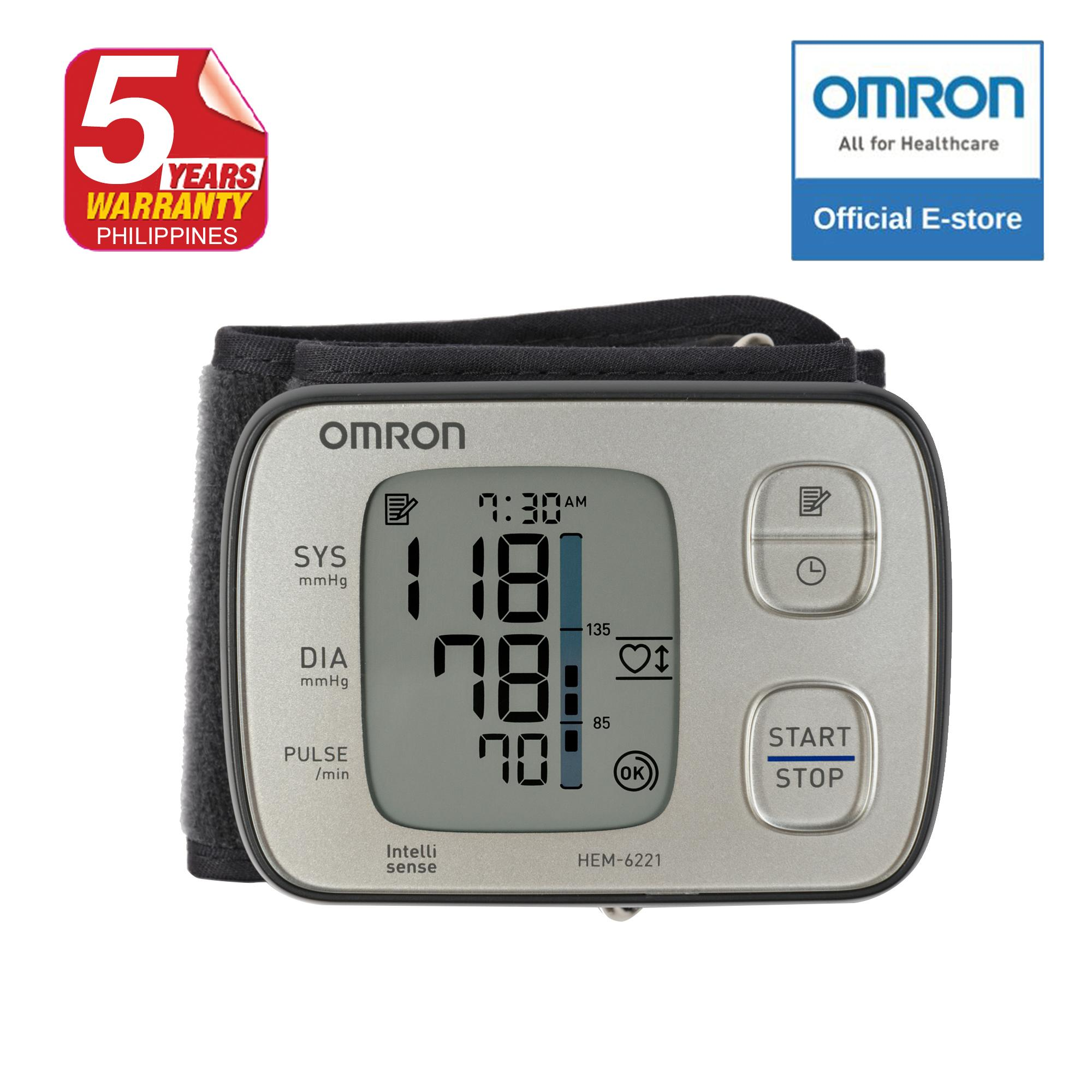 Omron Philippines Price List Health Care Electronics Thermometer Digital Mc 245 Hem 6221 Wrist Blood Pressure Monitor