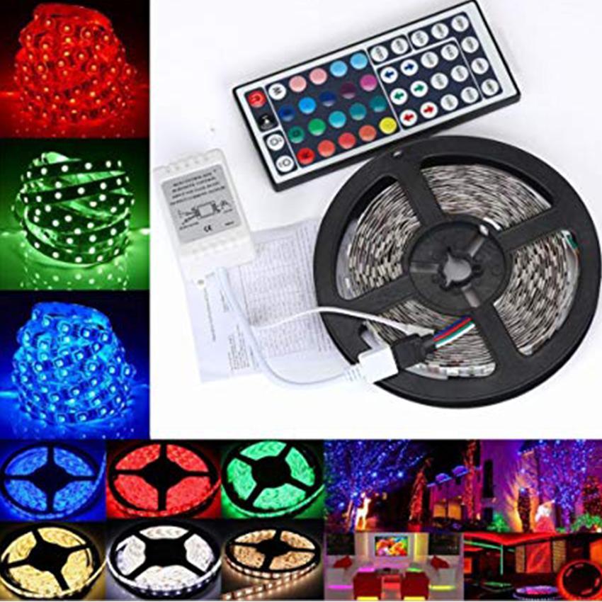 Led Lighting 12v 5630 Led Strip Light 5 Meters 300 Leds Diode Tape Light Ribbon Pc Tv Background Lighting Backlight