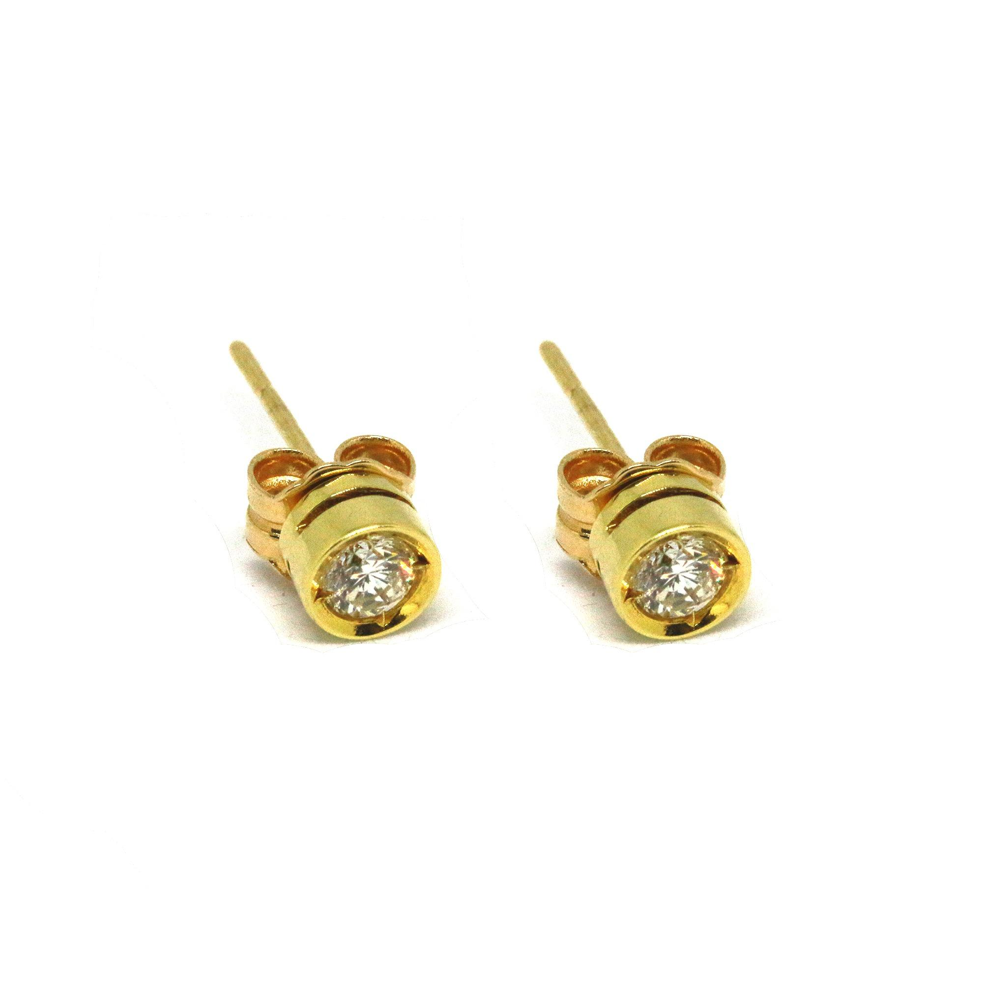 semilla product stud earrings gold sevilla ellenwood shakti semillanoths fairtrade in small ethical