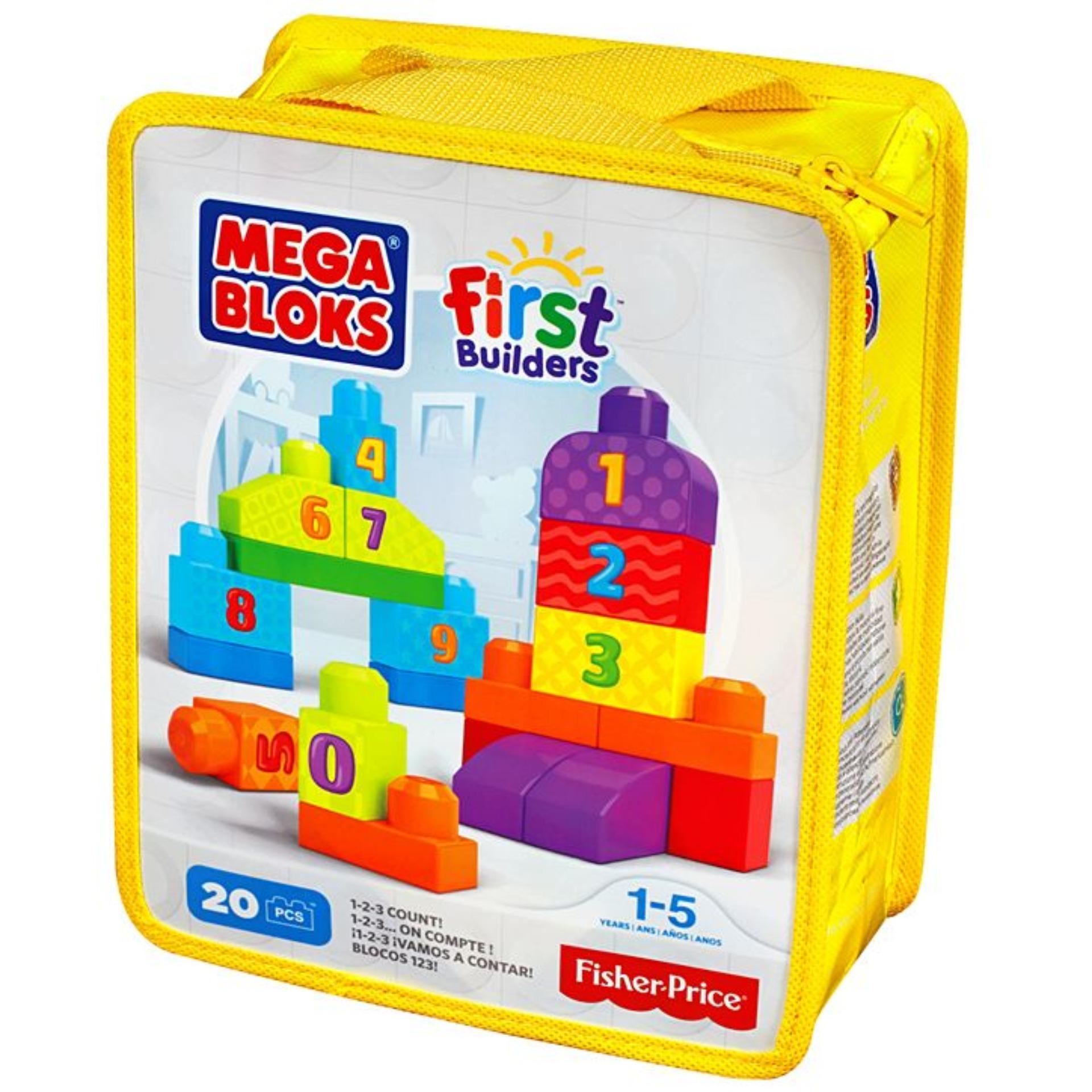 Baby Blocks For Sale Stacking Toys Online Brands Prices Fisher Price Block Mega Bloks First Builders 123 Count