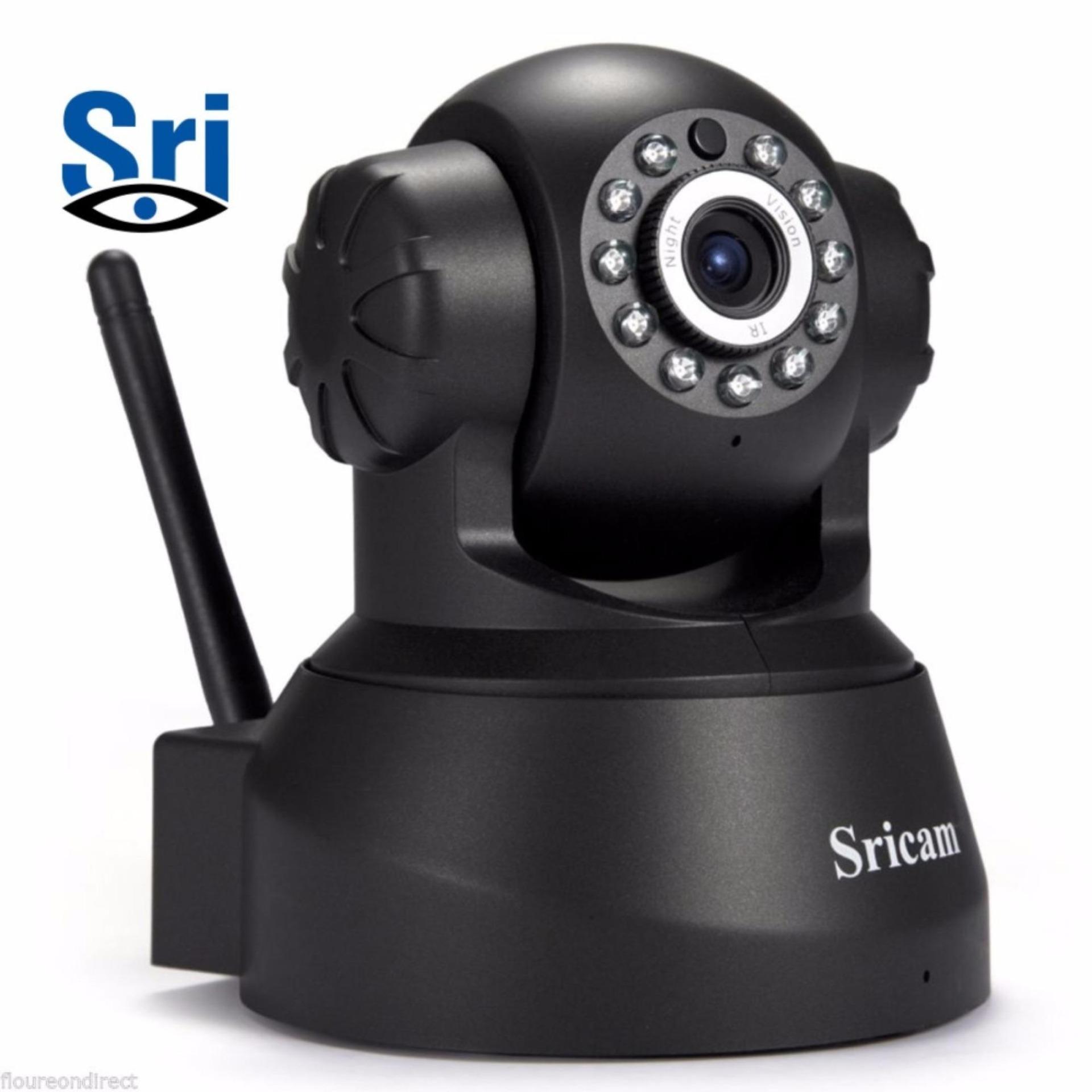 Sricam SP012 Wifi CCTV w  Pan Tilt   Motion Detection Alarm Camera 618ad29d92