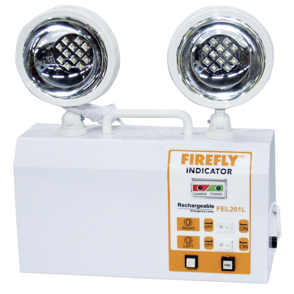 Firefly Philippines Price List Led Bulbs Fully Automatic Emergency Light Twin Head Rechargeable