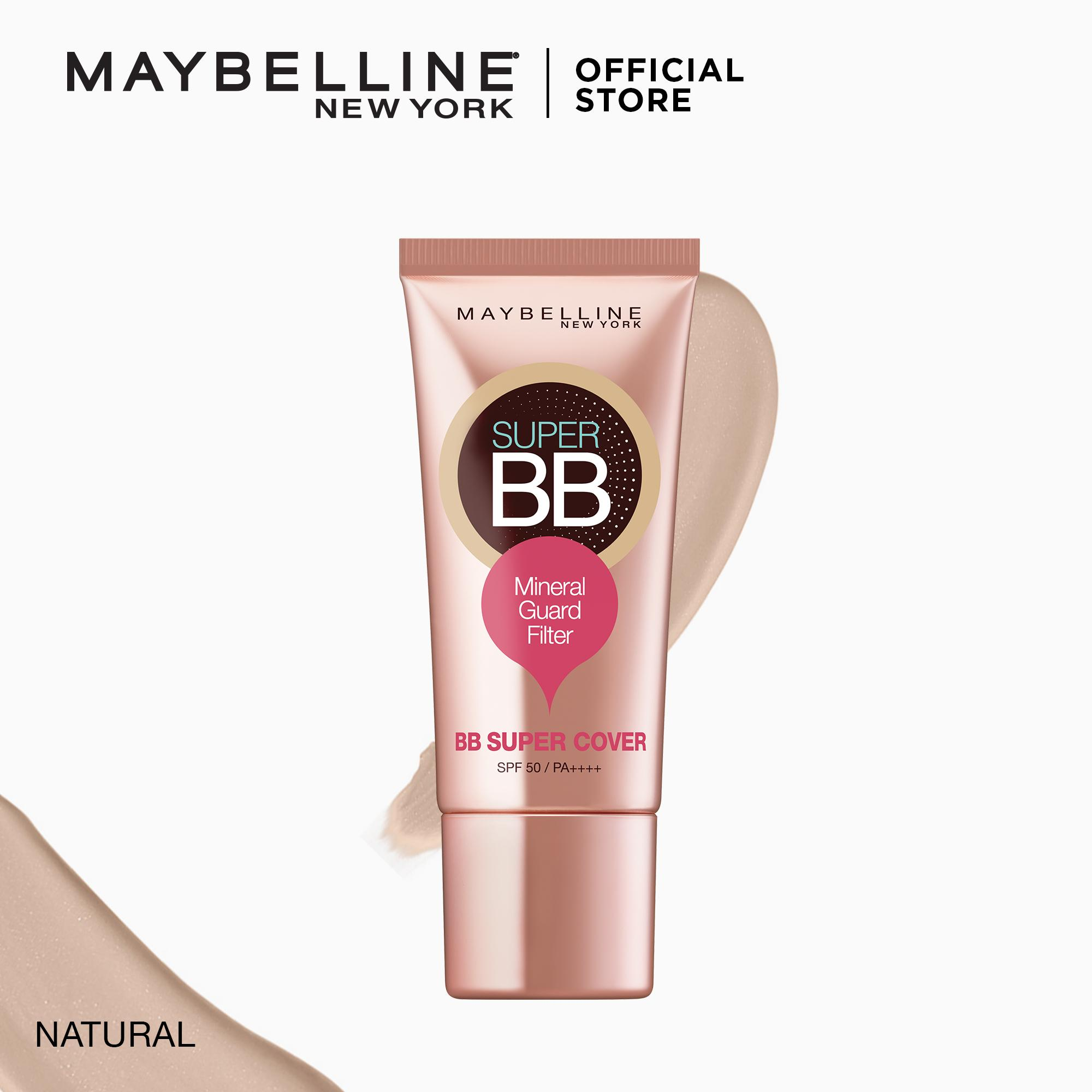 Bb And Cc Cream Brands Face Control On Sale Prices Set Natural Maybelline Super 30 Ml