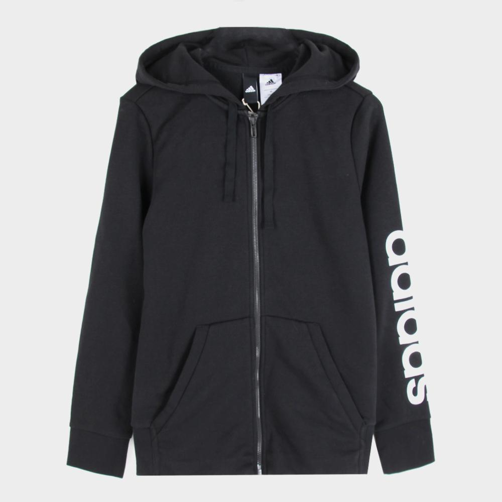 1033915cdd2c Adidas Sports Jackets Spring Woman Leisure Training Windproof Hooded Knit  Jacket S97076