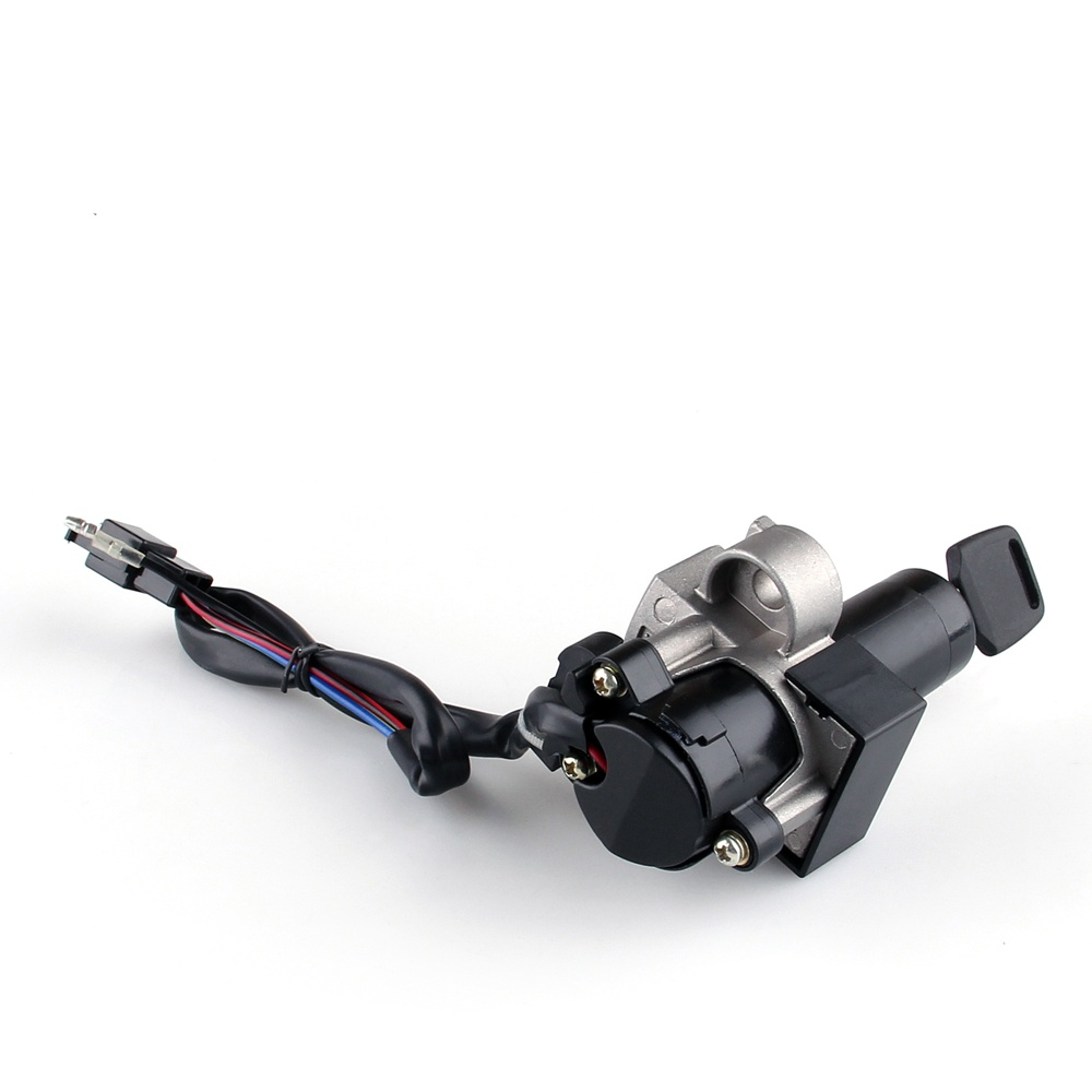 Areyourshop Ignition Switch Lock & Fuel Gas Cap Key Set For Honda CBR 250  400 VFR400 NSR250