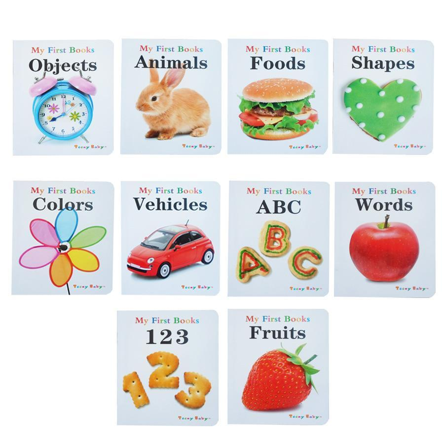 My First Childrens Books Set Of 10 By Luxxe Angels