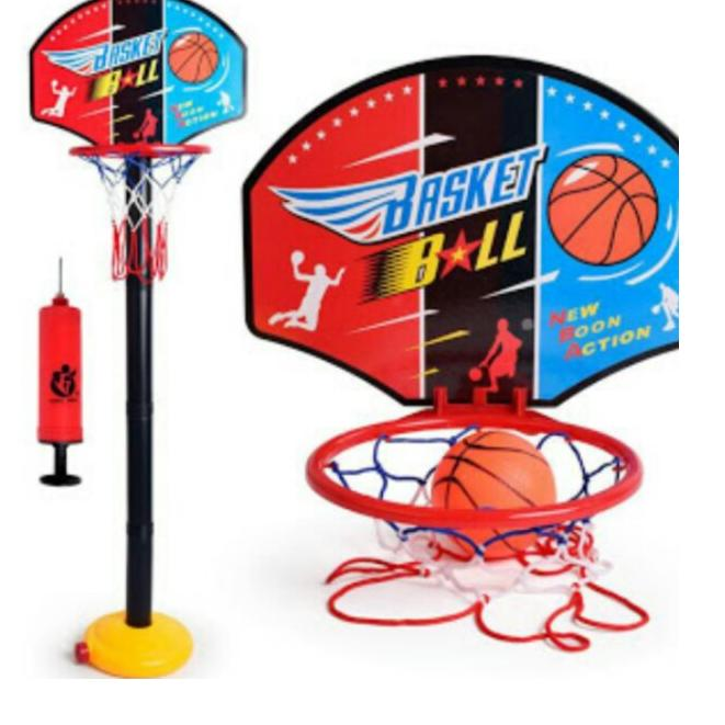 Adjustable Basketball Hoop For Kids By Sports Shop.