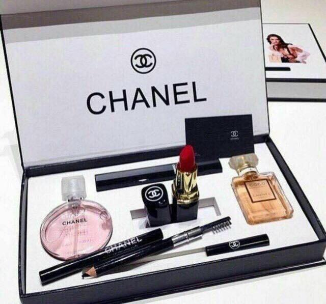 Chanel 5in1 Gift Philippines