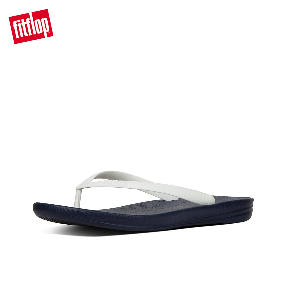 d267aa37e149 FitFlop Men s Sandals J80 IQUSHION ERGONOMIC FLIP-FLOPS BEACH lightweight  comfort fashion New