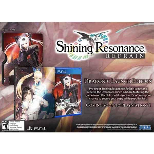 PS4 Shining Resonance Refrain Draconic Edition [R1]