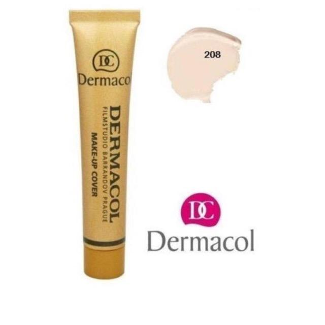 DERMACOL FOUNDATION 208 / SPF30 Hypoallergenic Philippines