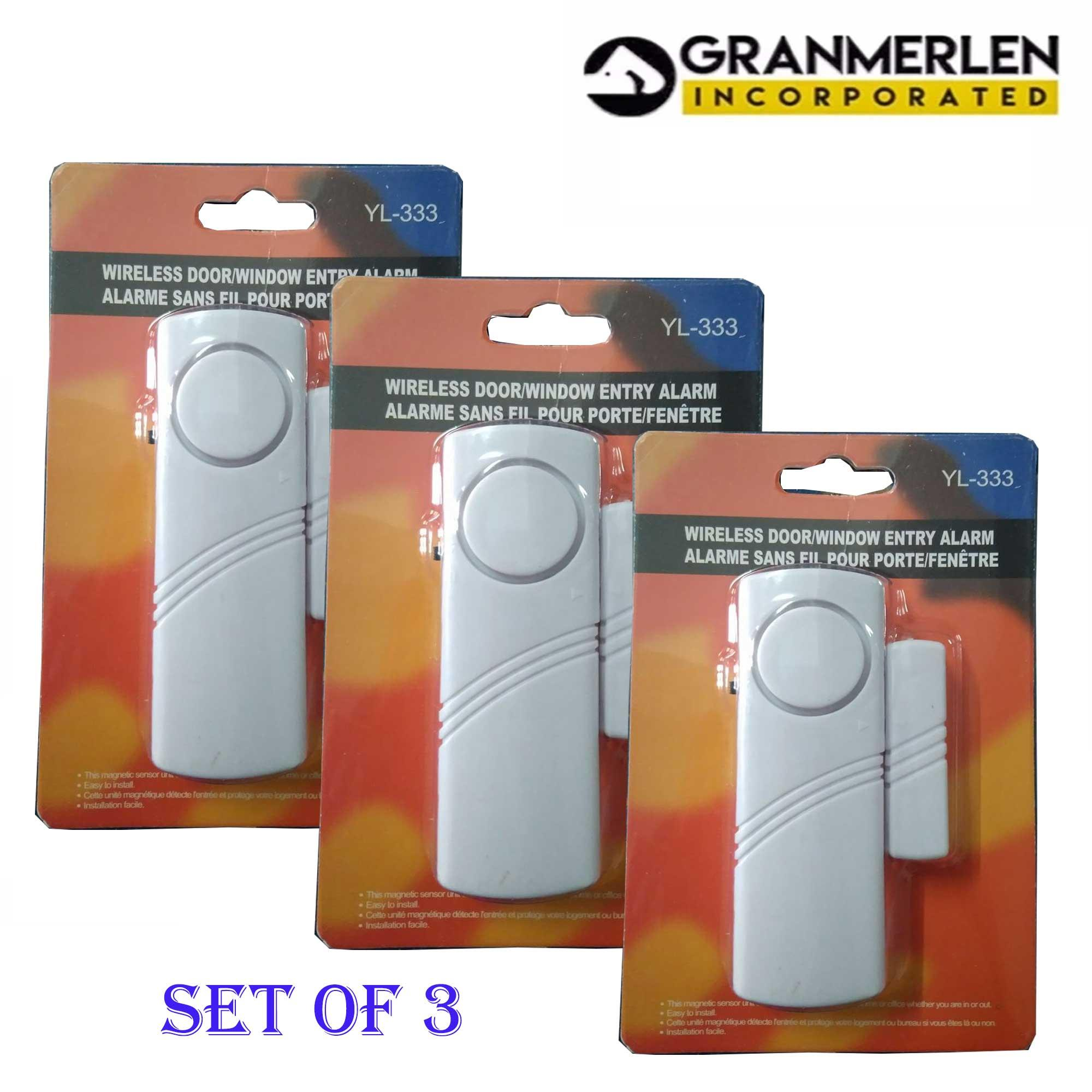 Home Security For Sale House Alarm Prices Brands Review In Fridge Door Circuit Tiny Guard With Yl 333 Wireless Window Entry Set Of 3